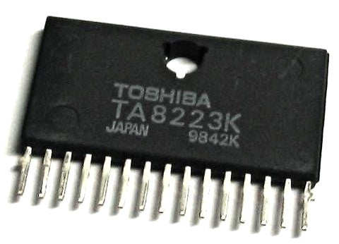 Toshiba TA8223K Integrated Circuit