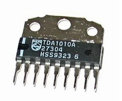 Philips TDA1010A Integrated Circuit