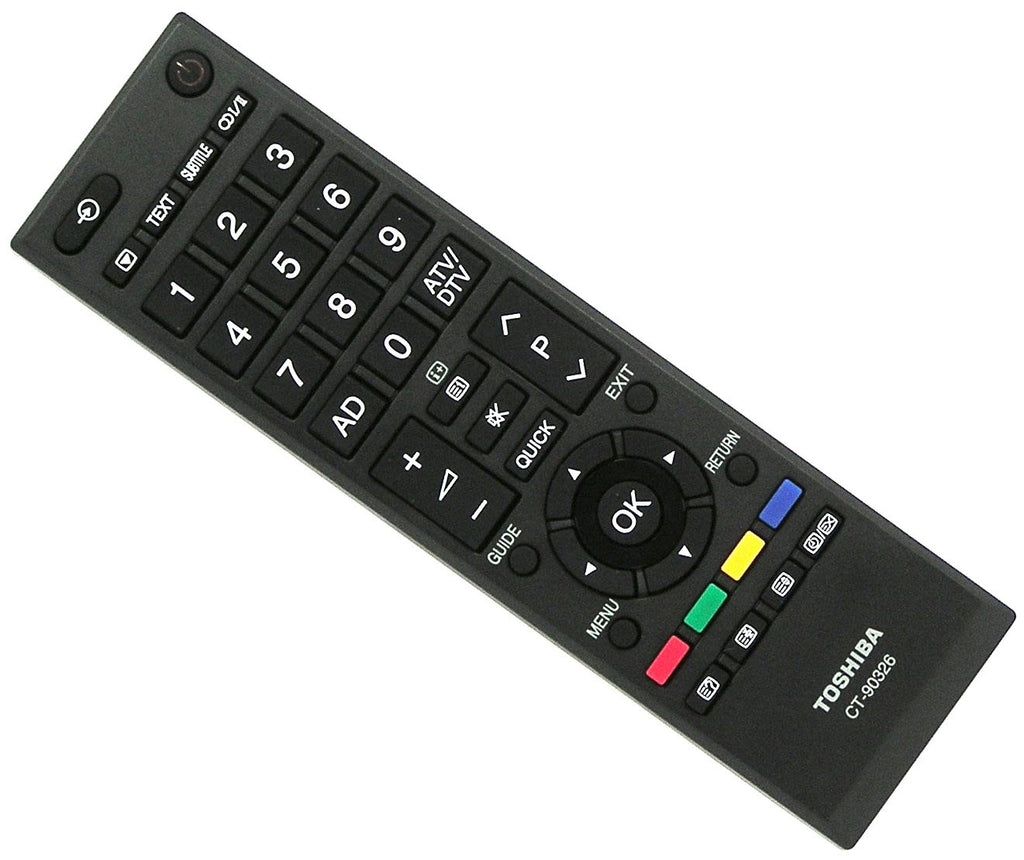 Toshiba CT-90326 Remote Control Original 75014827