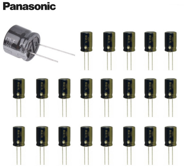 Technics Capacitor Upgrade Kit SL-1200 SL-1210