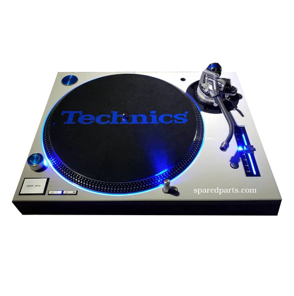 Technics SL-1200 SL-1210 Electric Blue LED Upgrade Kit