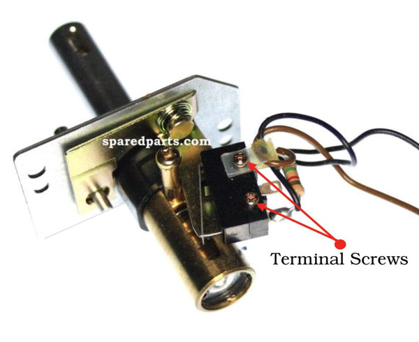 Technics Terminal Screw XSN2+10 XSN2+10FJ