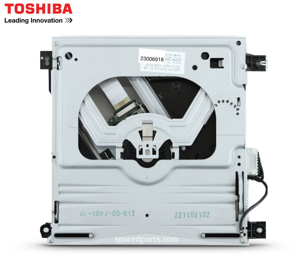 Toshiba DVD Mechanism DL10HJ00012 23006918
