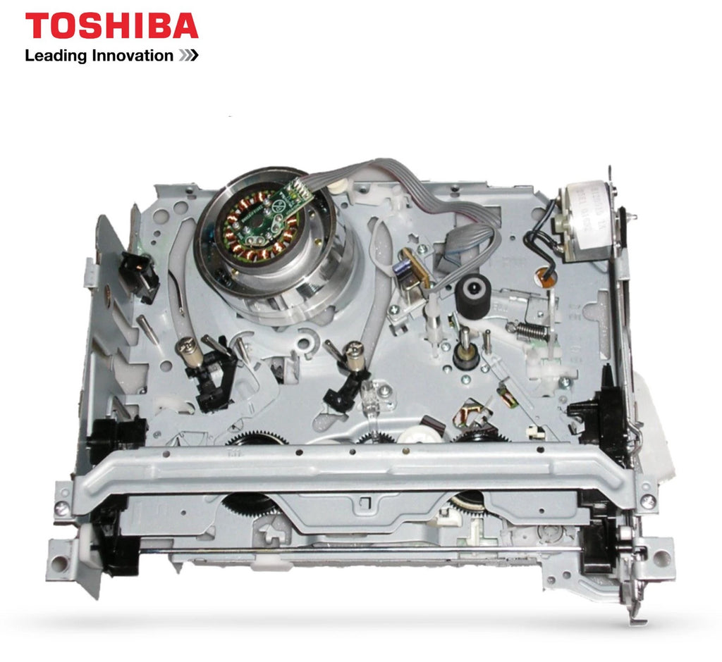 Toshiba VCR Deck Mechanism Assembly 79103354