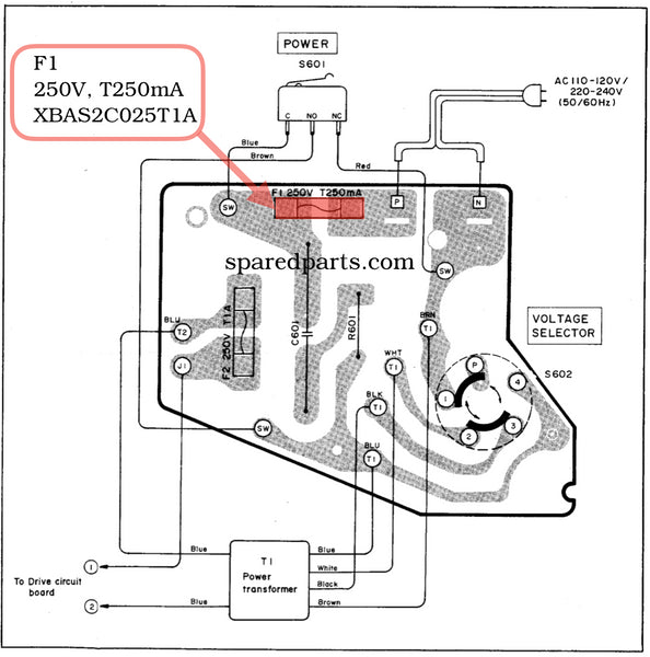 Image of circuit diagram.