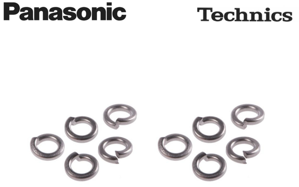 Technics XWA3BFZ XWA3BFJK Compatible Spring Washer