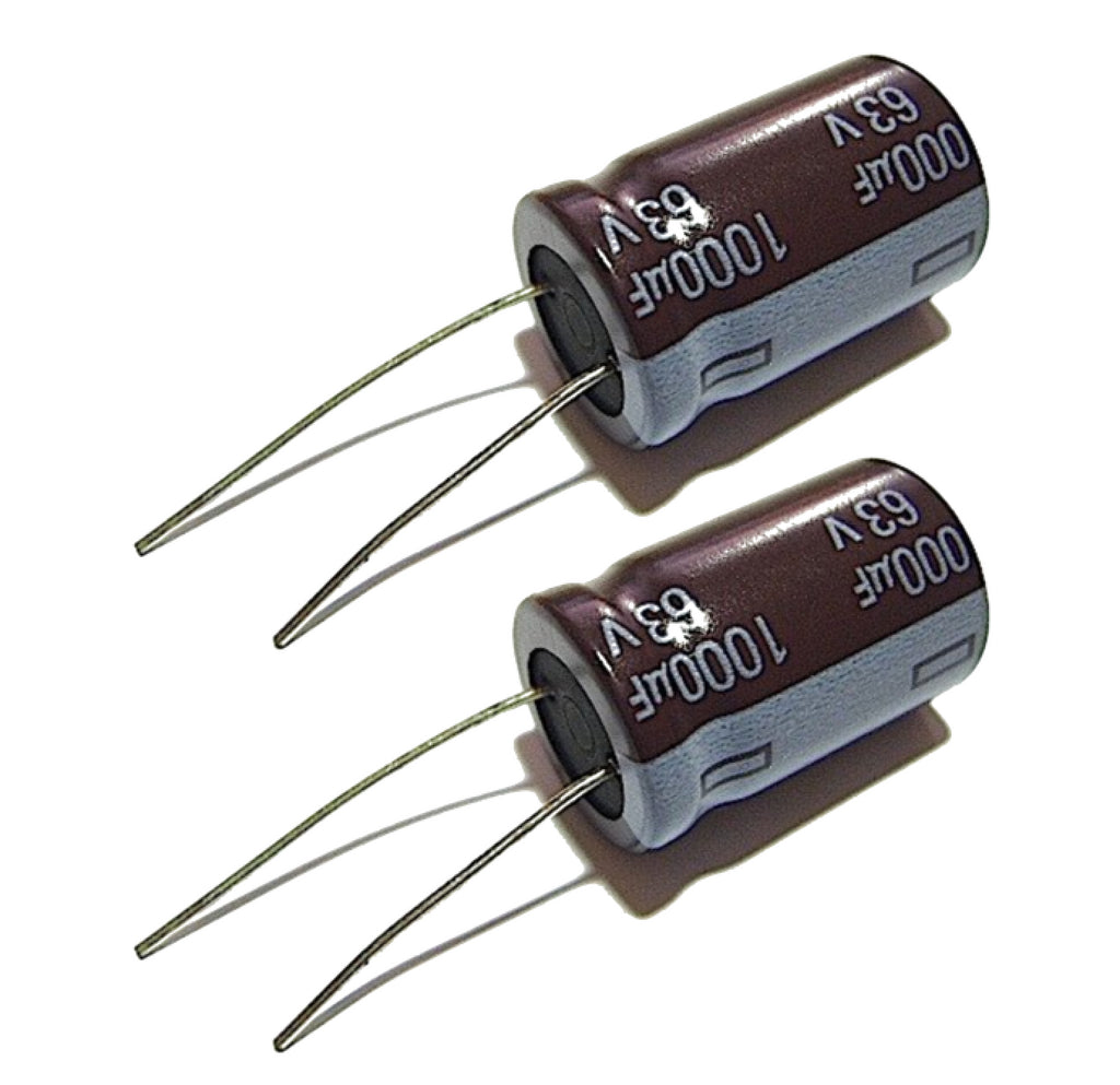 470UF 63V 105°C Radial-Electrolytic (13x20mm) - Spared Parts UK