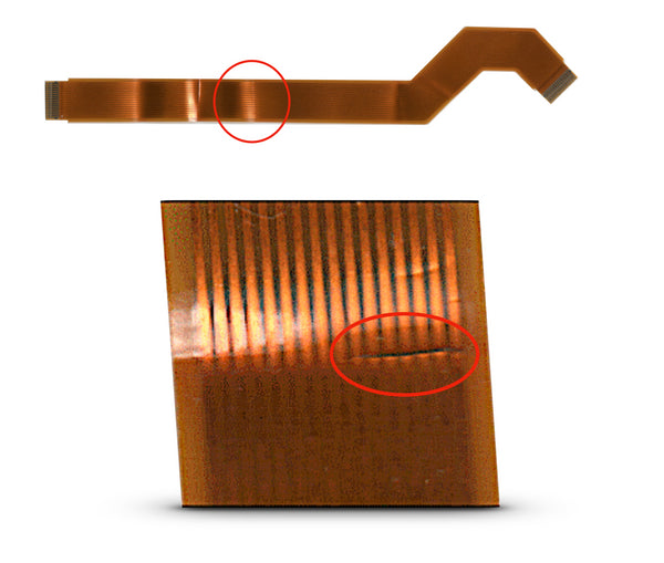 Sony ICF-SW100 Ribbon Cable Repair Kit