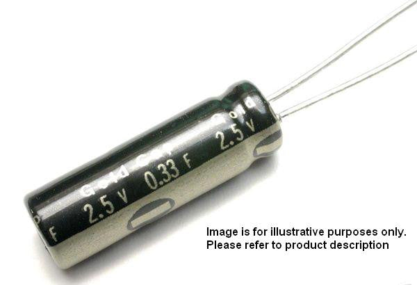 Panasonic Electrolytic Capacitor 1200uF 10V F2A1A1220008