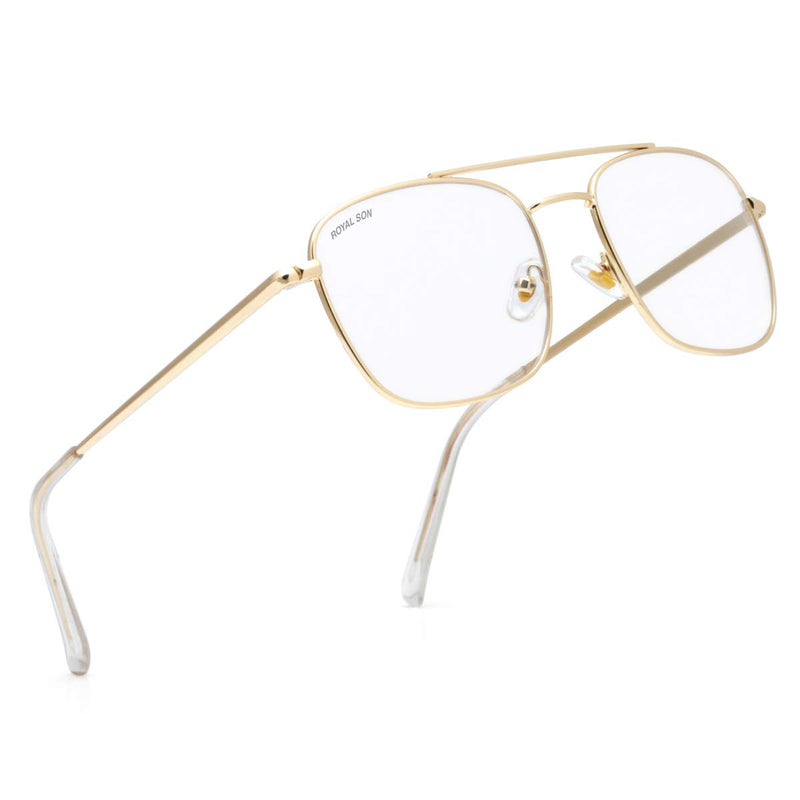 Square Spectacle Frame For Men And Women