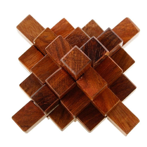 ShalinIndia Handmade Crystal Wooden Puzzle For Kids Games For Children Unique Kids Gifts