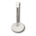 White Marble Towel Holder