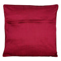 Spring Fresh Maroon Red Cushion Covers 18 x 18 Inches Home Decorations