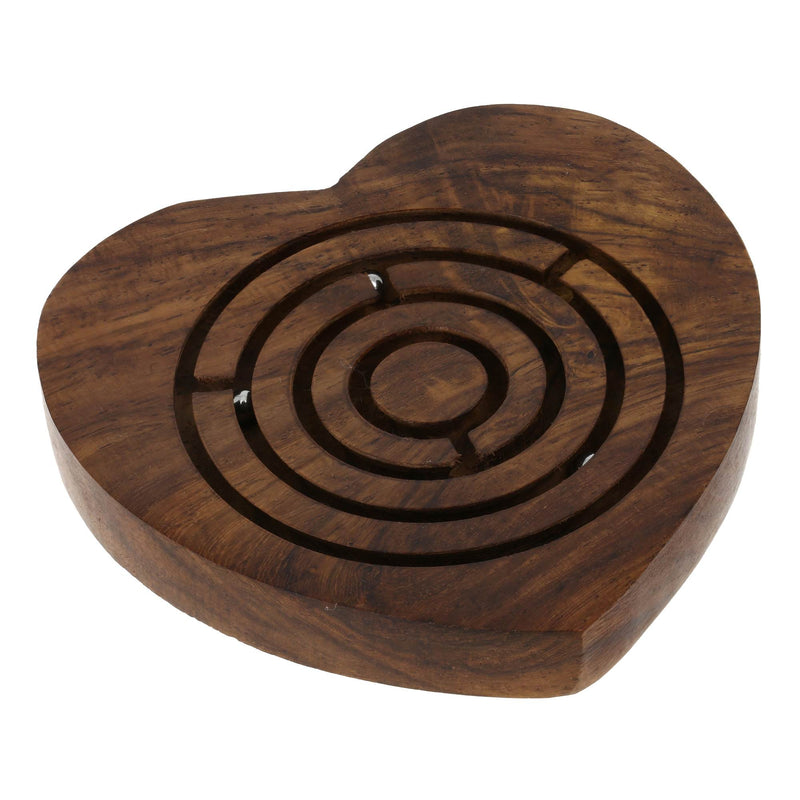 Wholesale Products Corporate gifts for men and women 100 units of labyrinth maze Heart
