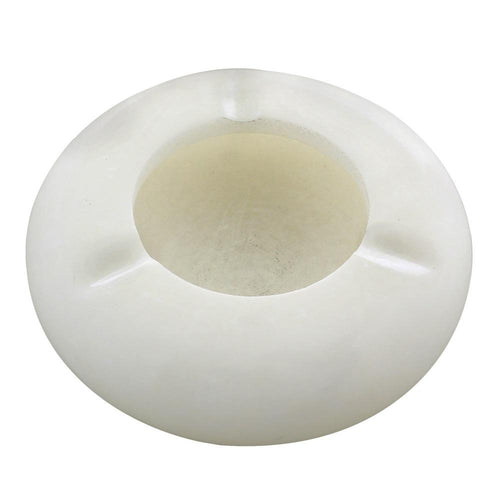 Handmade Gifts Marble Cigarette Ashtray Holder Outdoor Home Accessories 3 Inch
