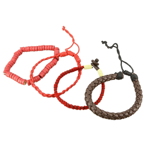 Accessories Mens & Boys Bracelet Fashion Jewelry Unique Birthday Return Gifts for Him