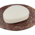 Stone Art Holder Soap Dish Accessories for Bathroom Shower Bath Tub