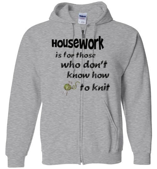 Housework Is For...