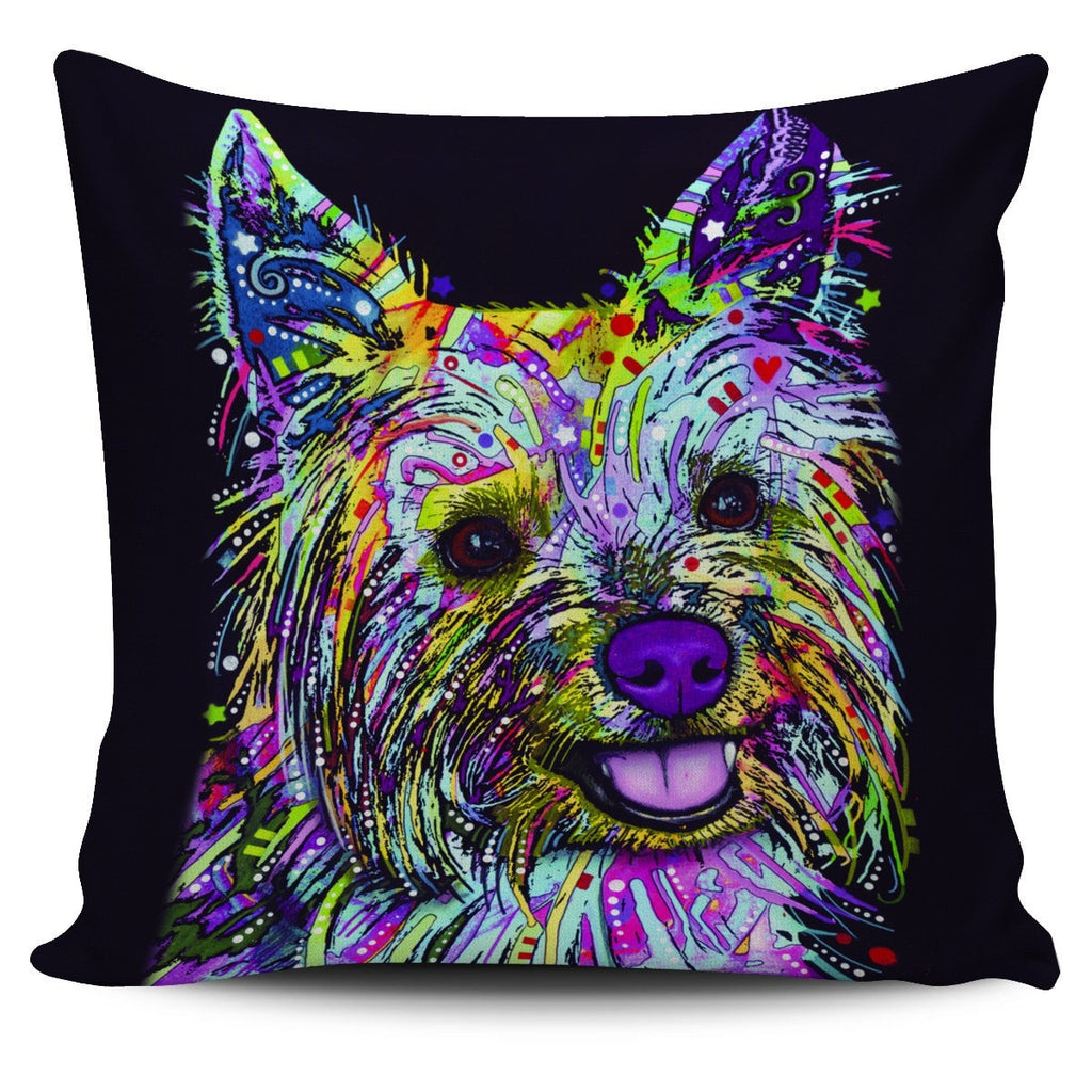 Yorkshire Terrier Pillow Covers