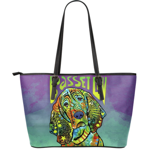 Basset Leather Totes (Large)
