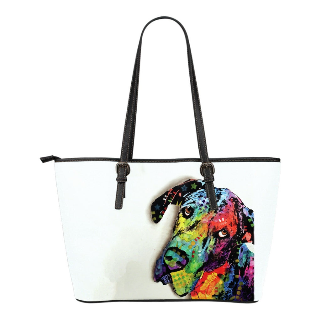 Great Dane Leather Totes (Small)