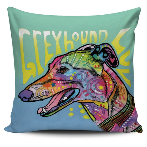 Greyhound Pillow Covers