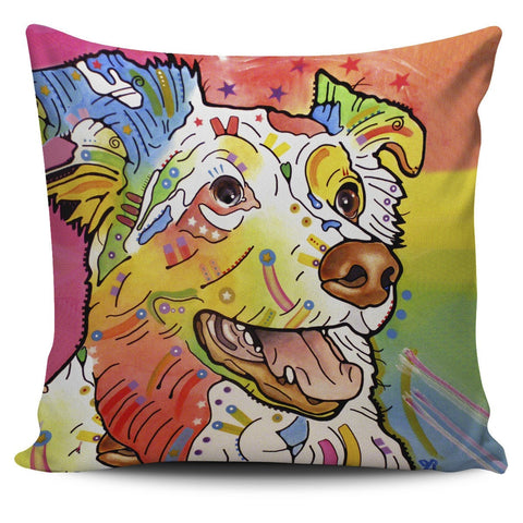 English Shepherd Pillow Covers