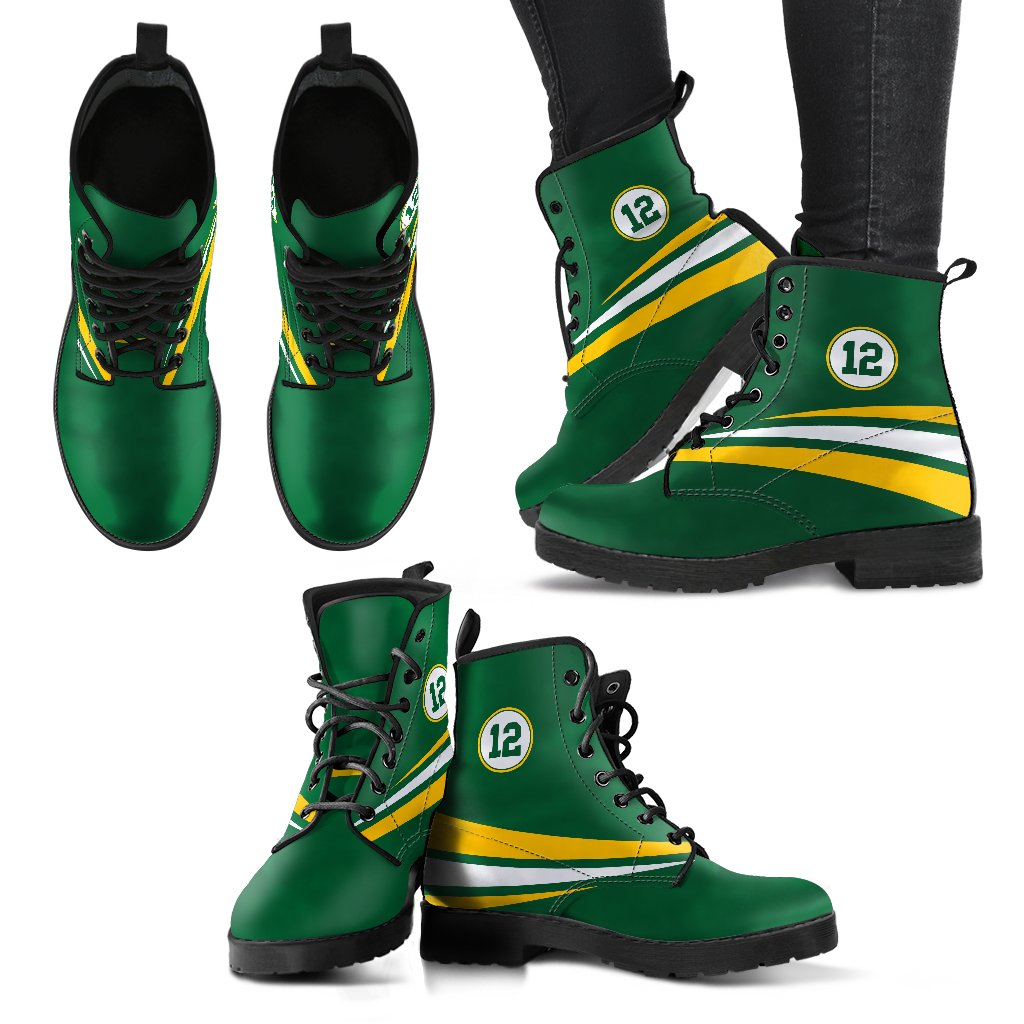 Green Bay 12 Boots