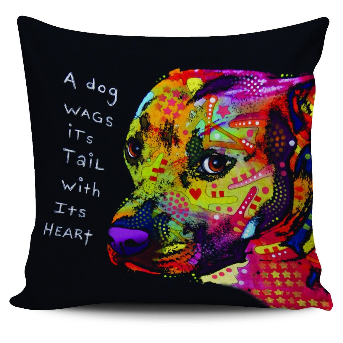 Pit Bull Pillow Covers Series II