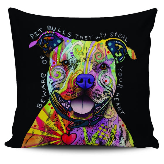 Pit Bull Pillow Covers Series I