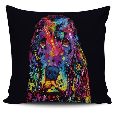 Cocker Spaniel Pillow Covers