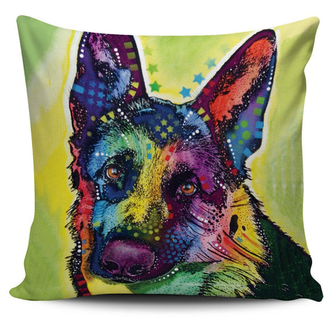 German Shepherd Pillow Covers