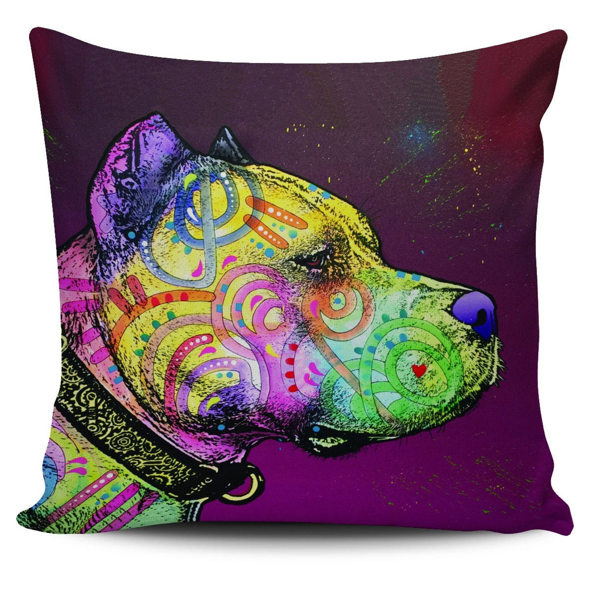 Pit Bull Pillow Covers Series III