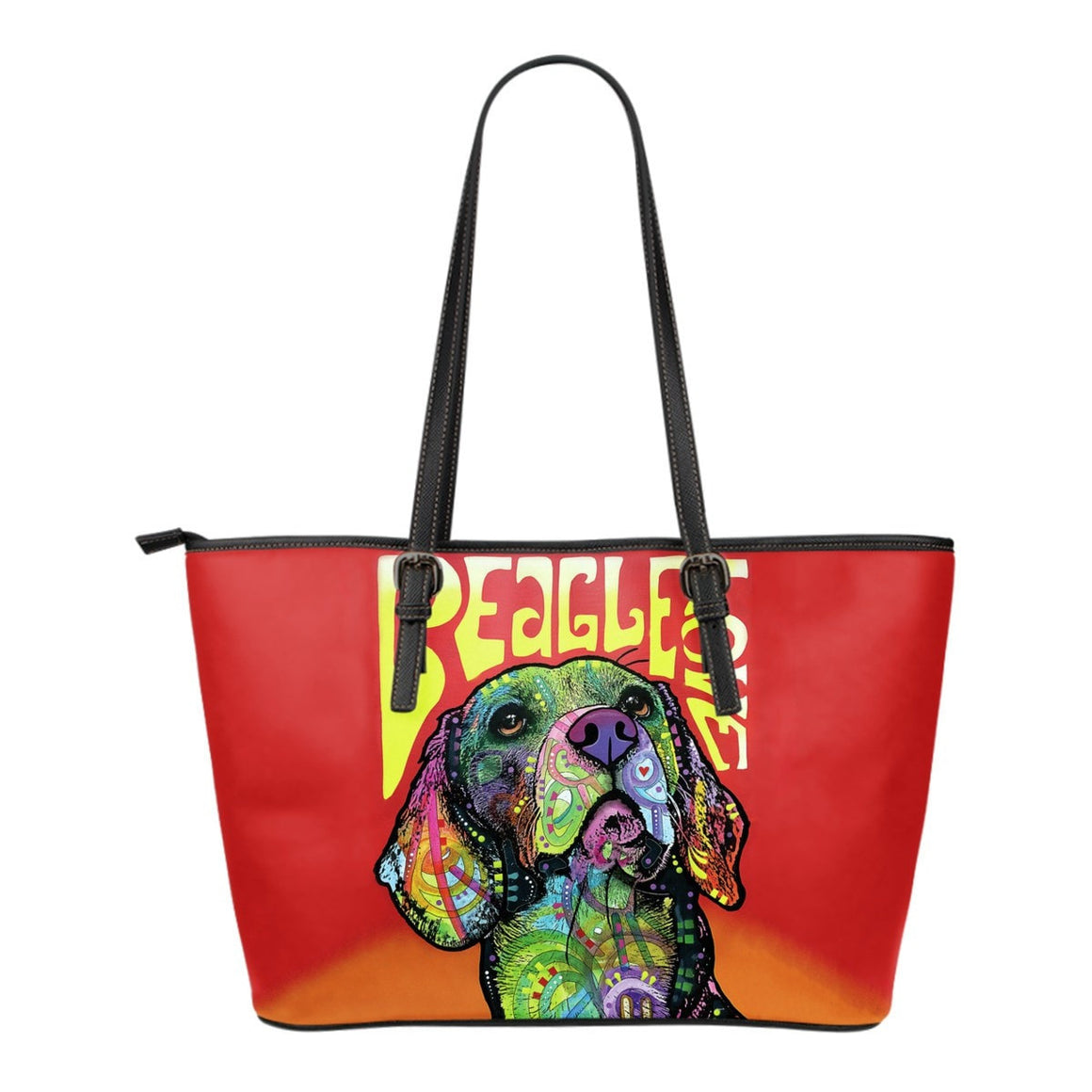 Beagle Leather Totes (Small)