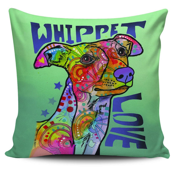Whippet Pillow Covers