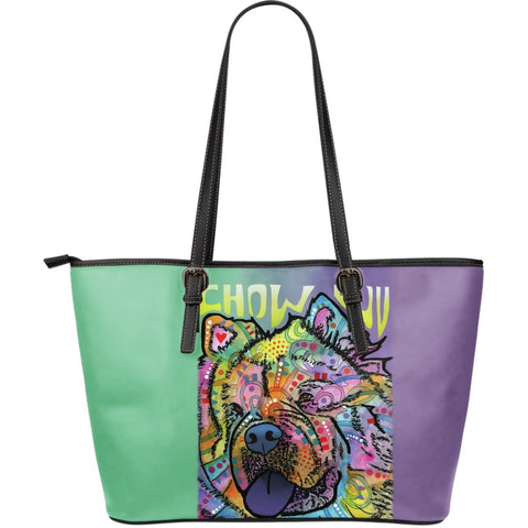 Chow Leather Tote (Large)