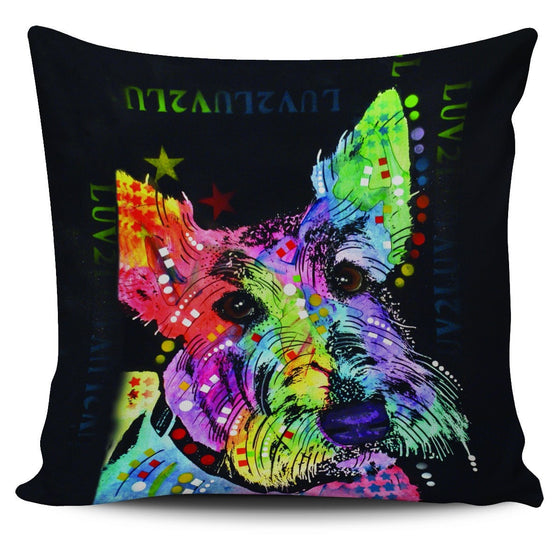 Scottish Terrier Pillow Covers