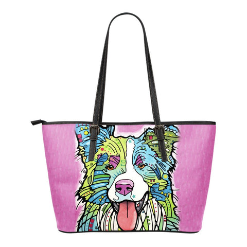 English Shepherd Leather Totes (Small)