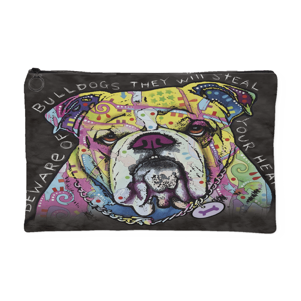Bulldog Accessory Pouch V1 - Shopping Haven