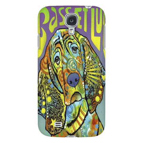 Basset Love Phone Case V1 - Shopping Haven