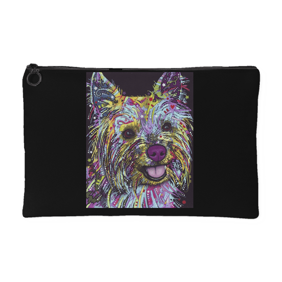 Yorkie Accessory Pouch - Shopping Haven