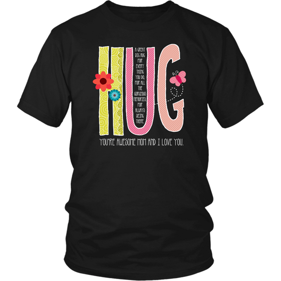 Mom Hug T-Shirt