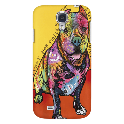 Pit Bull Phone Case V4 - Shopping Haven