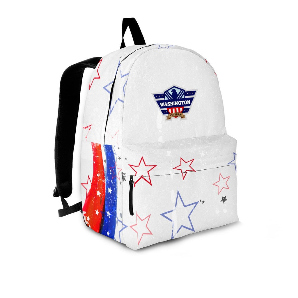 Washington Veteran Backpack