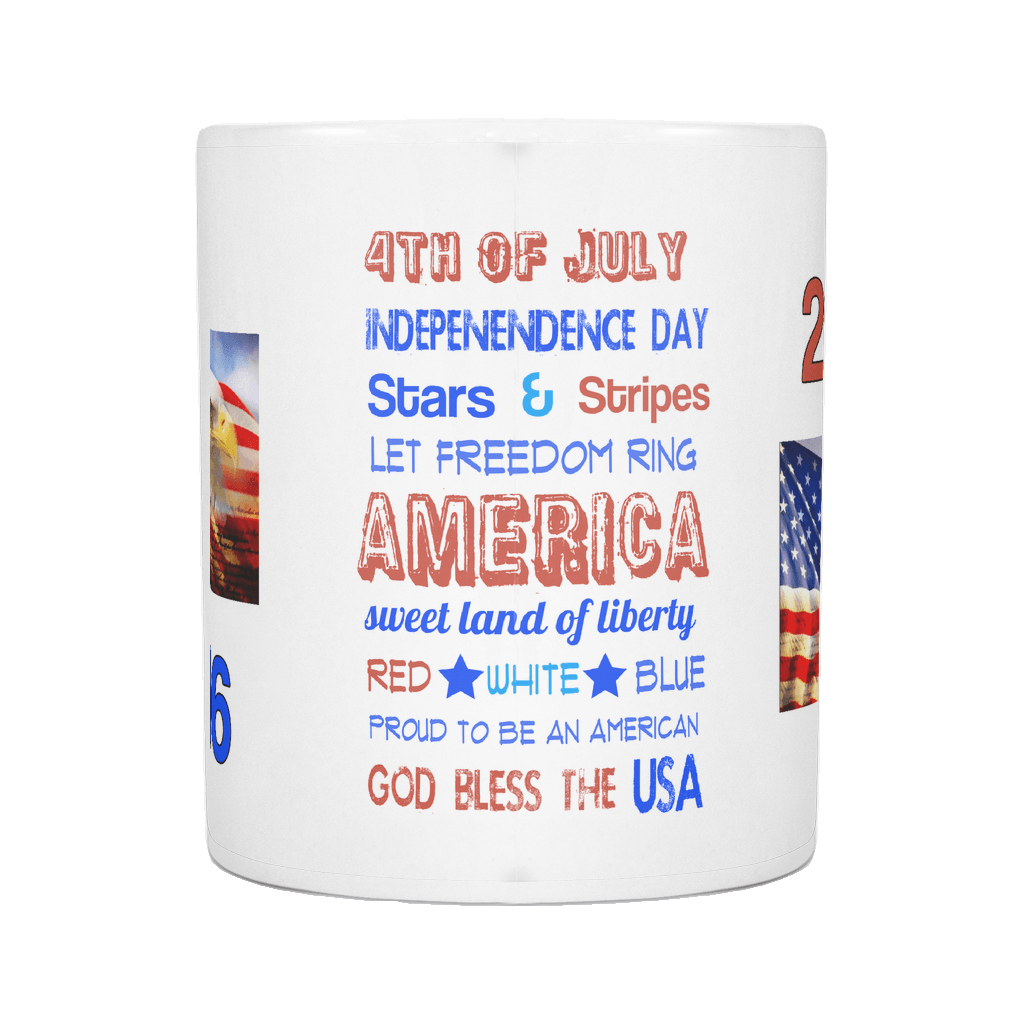 Independence Day 2016 Coffee Mug - Shopping Haven