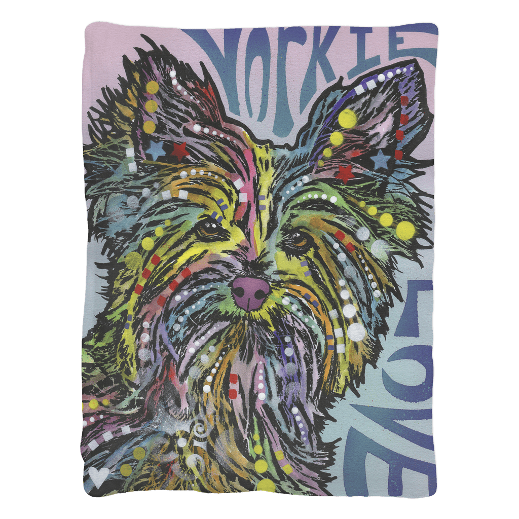 "Yorkshire Terrier Pet Bed Series 40"" x 30"" - Shopping Haven"