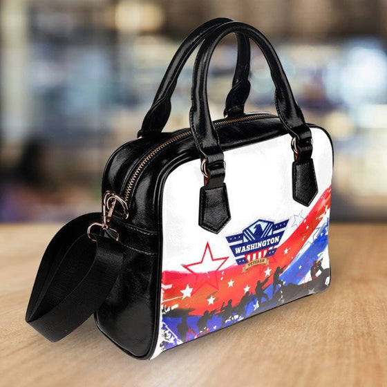 Washington Veteran Handbag