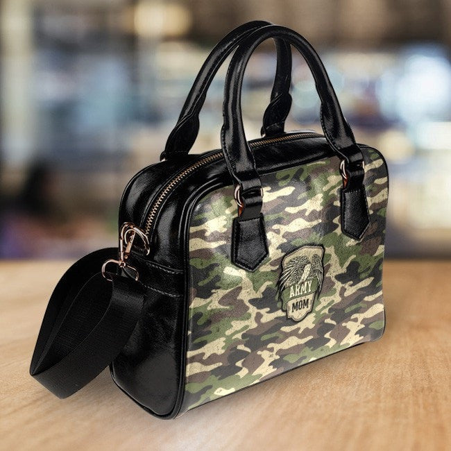 Cammo Mom Handbag