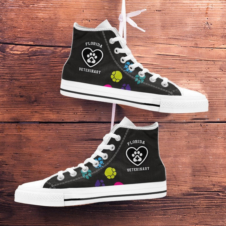 Florida Veterinary High Tops