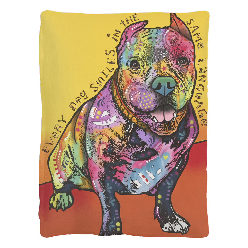 "Pit Bull Pet Bed Series 40"" x 30"""